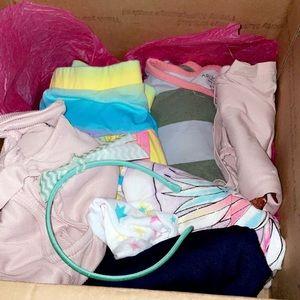 Bundle girls clothes sizes 7/8 (20 pieces)